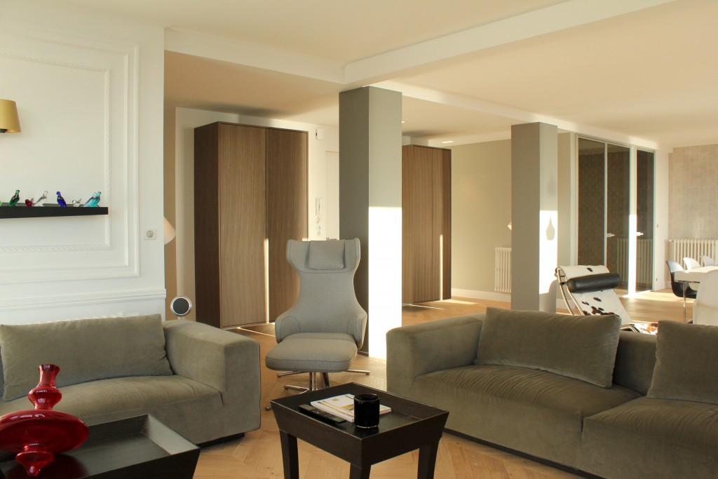projet n 3 r novation compl te et redistribution d un appartement brest atypique. Black Bedroom Furniture Sets. Home Design Ideas
