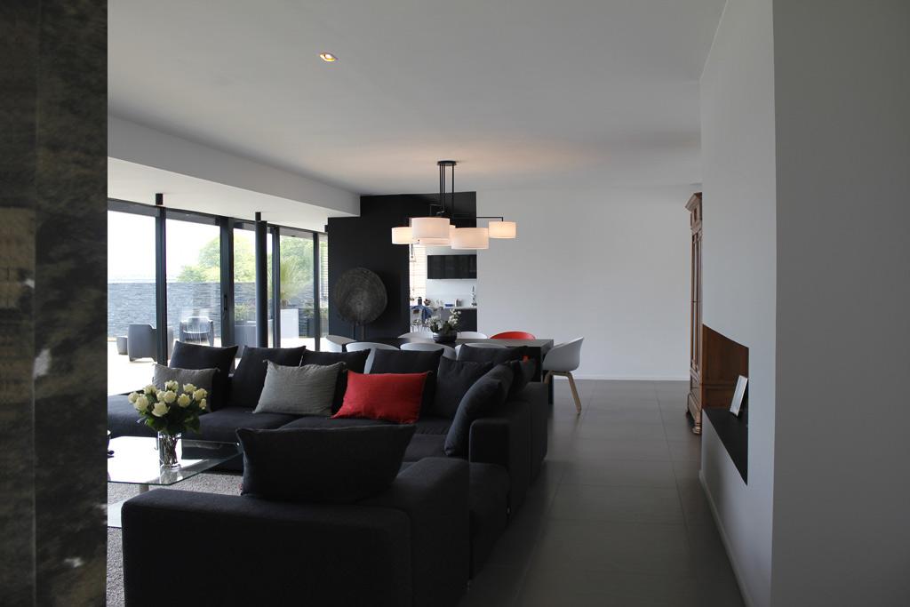 PROJET N°2 Aménagement intérieur d'une maison contemporaine dans ...