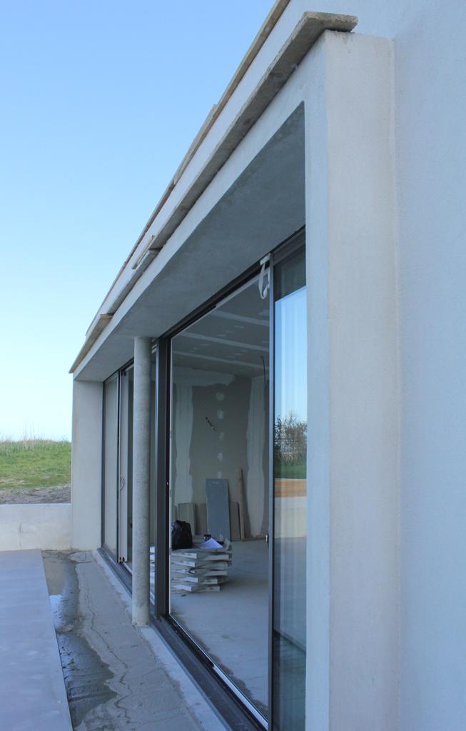 projet n 4 r novation et extension d une maison plouescat atypique architecte d 39 interieur. Black Bedroom Furniture Sets. Home Design Ideas