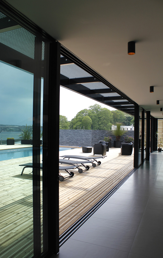 projet n 2 am nagement int rieur d une maison contemporaine dans la r gion de brest atypique. Black Bedroom Furniture Sets. Home Design Ideas
