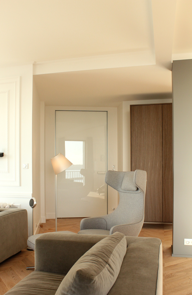 projet n 3 r novation compl te et redistribution d un. Black Bedroom Furniture Sets. Home Design Ideas
