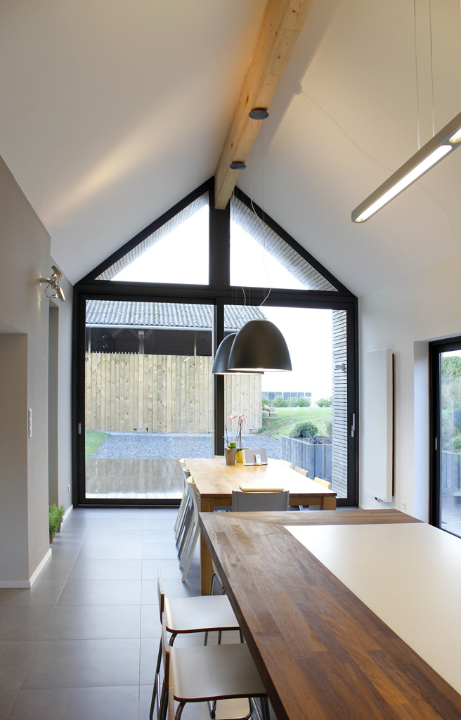 projet n 11 r novation et extension d une maison. Black Bedroom Furniture Sets. Home Design Ideas