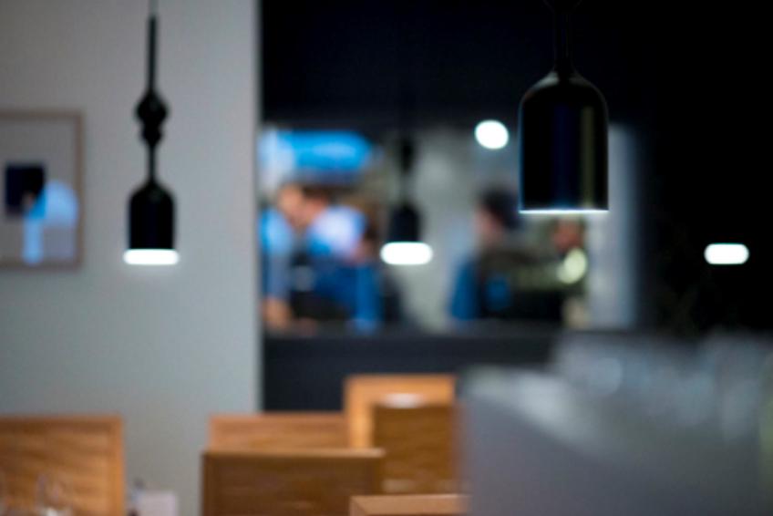 projet n 13 r novation compl te et redistribution du restaurant l imaginaire brest atypique. Black Bedroom Furniture Sets. Home Design Ideas