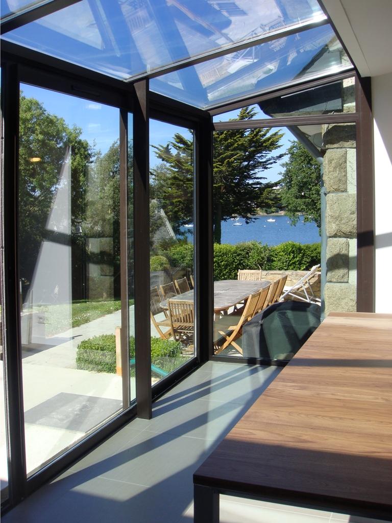 projet n 18 r novation et extension d une maison. Black Bedroom Furniture Sets. Home Design Ideas
