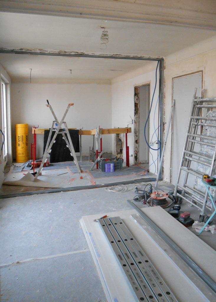 Projet N 24 R Novation D Un Appartement Brest