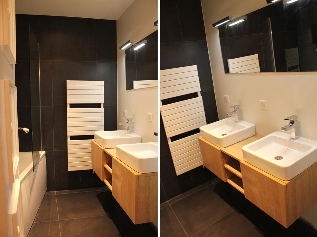 projet n 25 r novation d un appartement brest atypique architecte d 39 interieur brest. Black Bedroom Furniture Sets. Home Design Ideas