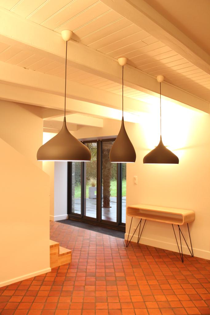 projet n 23 r novation d une maison milizac atypique architecte d 39 interieur brest. Black Bedroom Furniture Sets. Home Design Ideas