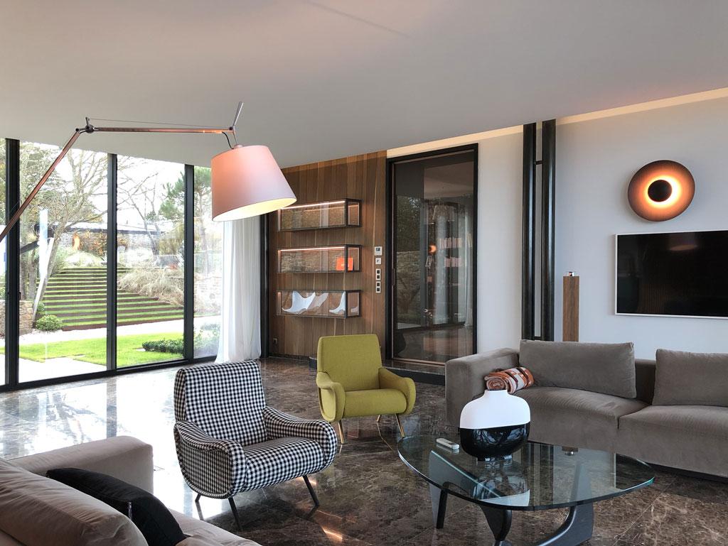 Architecte D Intérieur Brest projet n°32 aménagement interieur de l'extension